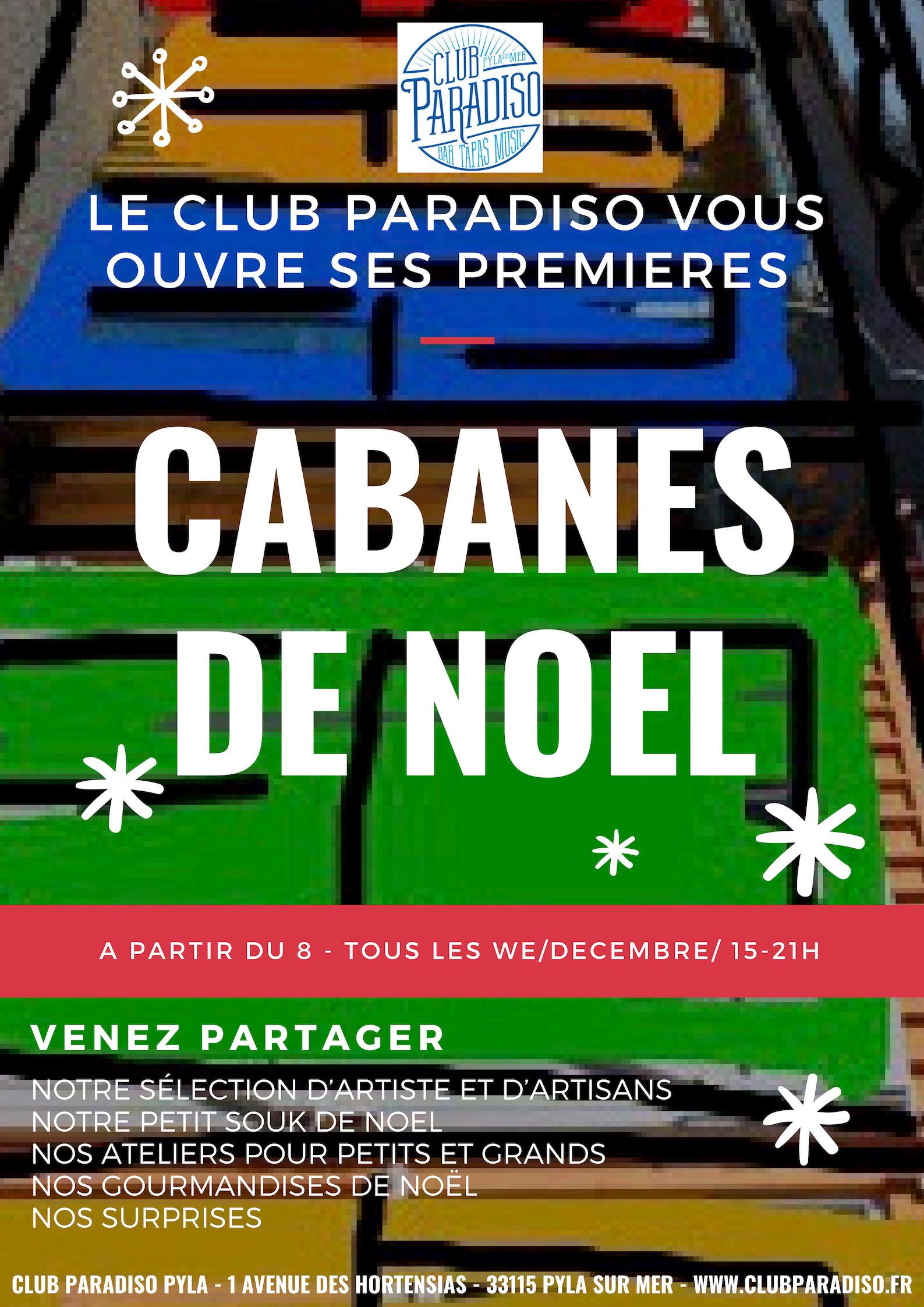 Cabanes de noel (1)
